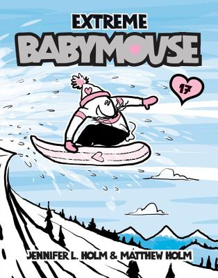 Extreme Babymouse Cover