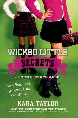 Wicked Little Secrets Cover