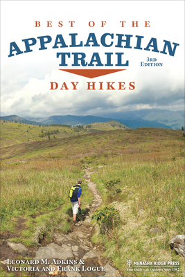 Best of the Appalachian Trail: Day Hikes Cover Image