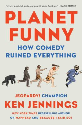 Planet Funny: How Comedy Ruined Everything Cover Image
