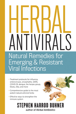 Herbal Antivirals Cover