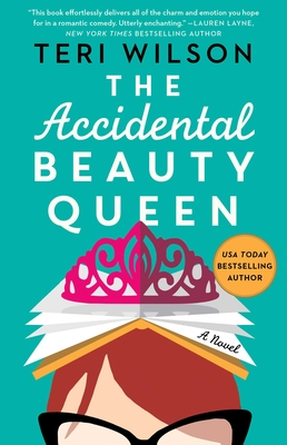 The Accidental Beauty Queen cover