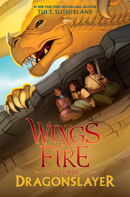 Dragonslayer (Wings of Fire: Legends) Cover Image