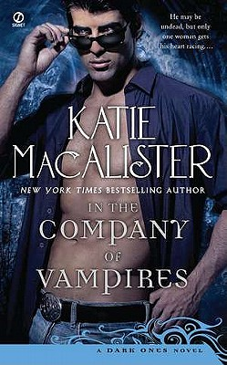 In the Company of Vampires: A Dark Ones Novel Cover Image