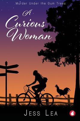 A Curious Woman: Murder Under the Gum Trees Cover Image