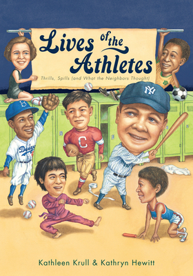 Lives of the Athletes Cover