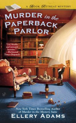 Murder in the Paperback Parlor (A Book Retreat Mystery #2) Cover Image