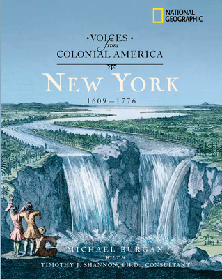 New York 1609-1776 Cover