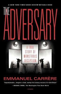The Adversary Cover