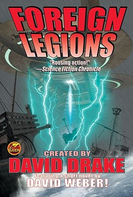 Foreign Legions Cover Image