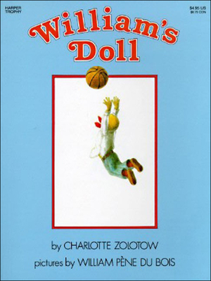 Cover for William's Doll (Trophy Picture Books (Pb))