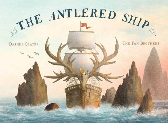 The Antlered Ship Cover Image