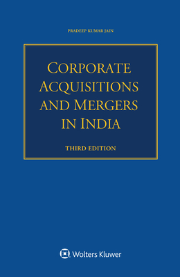 Corporate Acquisitions and Mergers in India Cover Image