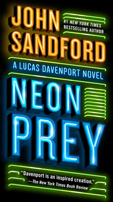 Neon Prey (A Prey Novel #29) Cover Image