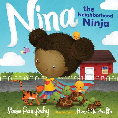 Nina the Neighborhood Ninja Cover Image