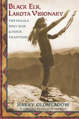 Black Elk, Lakota Visionary: The Oglala Holy Man and Sioux Tradition Cover Image