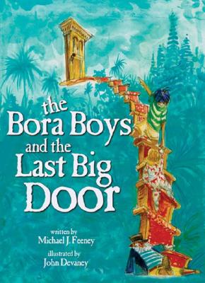 The Bora Boys and the Last Big Door Cover Image