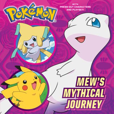 Mew's Mythical Journey (Pokémon) (Pictureback(R)) Cover Image