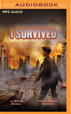 I Survived the San Francisco Earthquake, 1906 Cover Image