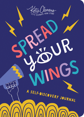 Spread Your Wings: A Self-Discovery Journal Cover Image