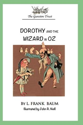 Dorothy and the Wizard in Oz: Oz-Volume 4 Cover Image