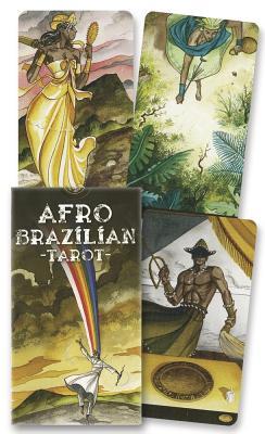 Afro Brazilian Tarot Cover Image