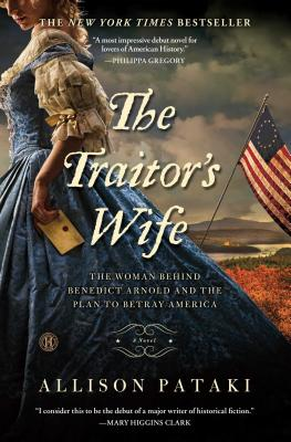 The Traitor's Wife Cover