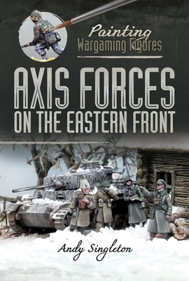Axis Forces on the Eastern Front Cover Image