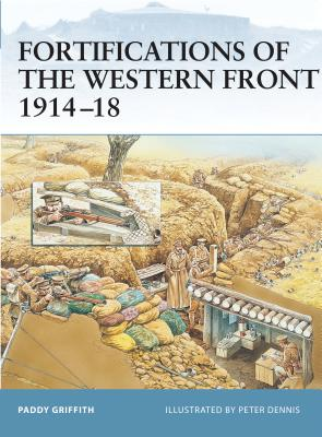 Fortifications of the Western Front 1914 18 Cover