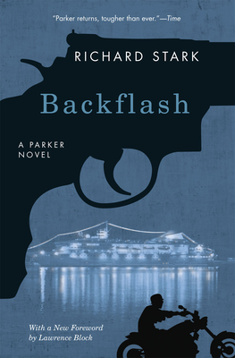 Backflash (Parker Novels) Cover Image