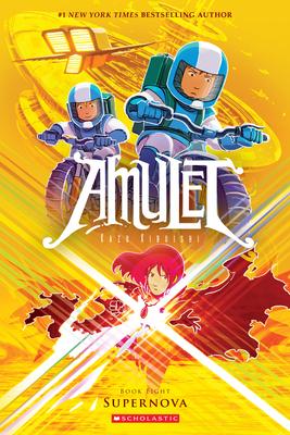 Supernova (Amulet #8) Cover Image