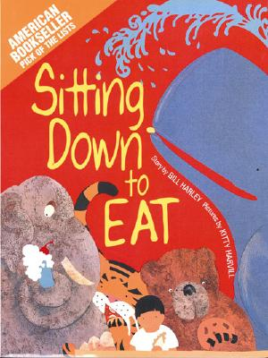 Sitting Down to Eat Cover