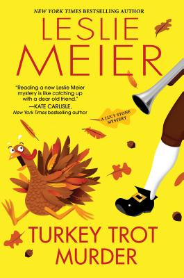 Turkey Trot Murder (Lucy Stone Mystery) Cover Image