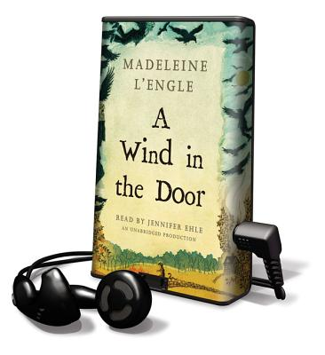 A Wind in the Door [With Earbuds] (Playaway Children) Cover Image