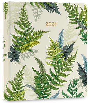 2021 Greenery Woodland Ferns Cover Image