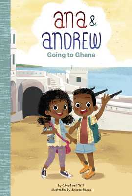 Going to Ghana Cover Image