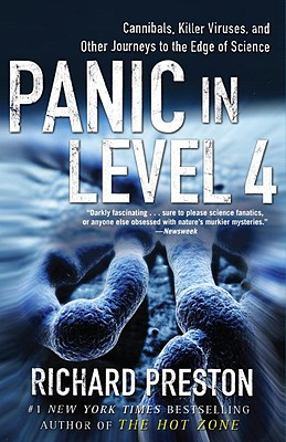 Panic in Level 4 Cover