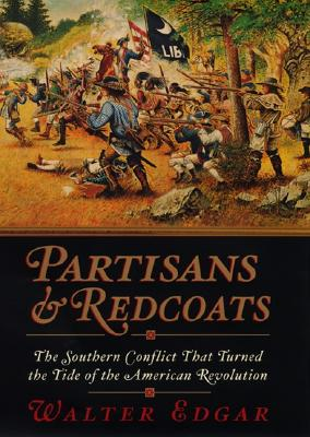 Partisans and Redcoats Cover
