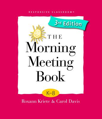 The Morning Meeting Book Cover Image
