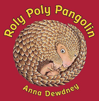 Roly Poly Pangolin Cover