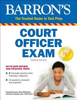 Court Officer Exam (Barron's Test Prep) Cover Image