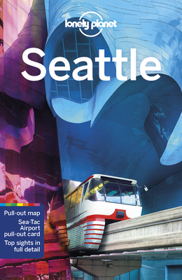 Lonely Planet Seattle (City Guide) Cover Image