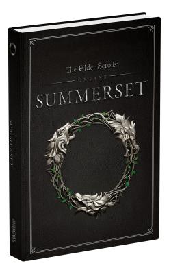 The Elder Scrolls Online: Summerset: Official Collector's Edition Guide Cover Image