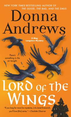 Lord of the Wings: A Meg Langslow Mystery (Meg Langslow Mysteries #19) Cover Image