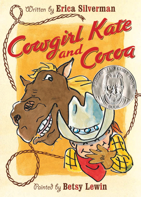 Cowgirl Kate and Cocoa Cover Image