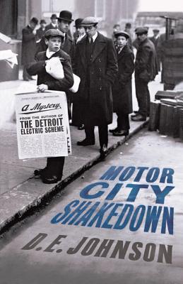 Motor City Shakedown (Detroit Mysteries #2) Cover Image