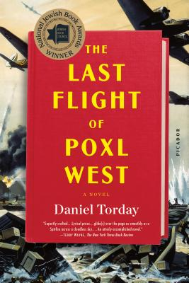 The Last Flight of Poxl West: A Novel Cover Image