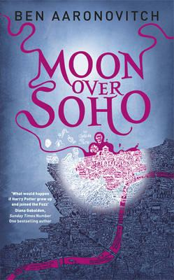 Moon Over Soho Cover Image
