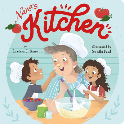 Nana's Kitchen (Clever Family Stories) Cover Image