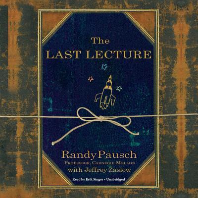 The Last Lecture Lib/E Cover Image